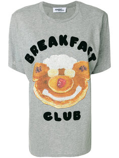 Breakfast Club T-shirt Jeremy Scott