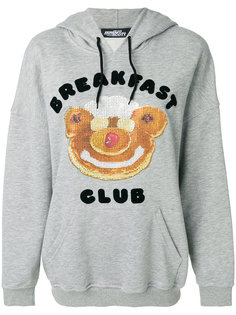 Breakfast Club hooded sweatshirt Jeremy Scott