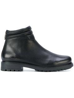 ботинки по щиколотку Armani Jeans