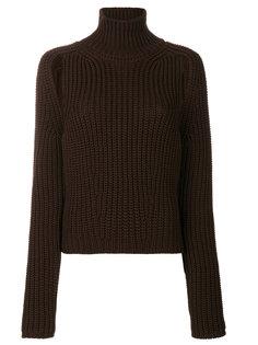 джемпер с открытыми плечами  Calvin Klein 205W39nyc