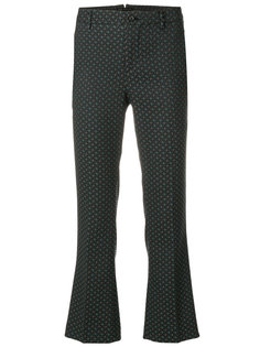 cropped tailored trousers Pt01
