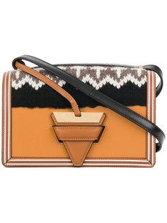 трикотажная сумка Barcelona  Loewe