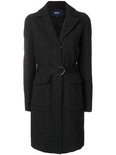 трикотажное пальто  Armani Jeans