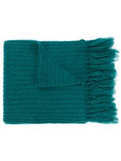 шарф с бахромой Mp  Massimo Piombo
