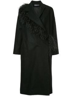 пальто оверсайз Nino Babukhadia