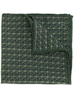 карманный платок с принтом Canali
