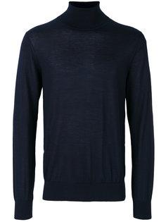 свитер с отвортной горловиной Dolce & Gabbana