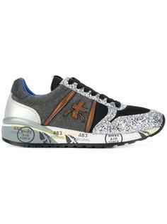 кроссовки с панельным дизайном Premiata