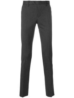 классические брюки кроя слим Pt01