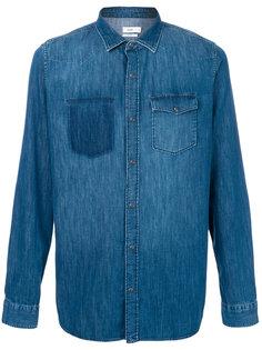 джинсовая рубашка на пуговицах Closed