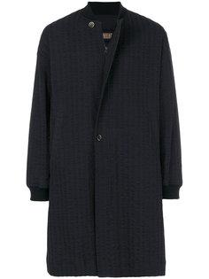 фактурное пальто Uma Wang