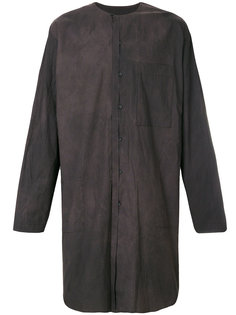 удлиненная рубашка Uma Wang
