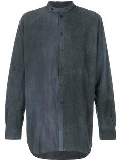 рубашка свободного кроя Uma Wang