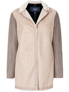 куртка с контрастной отделкой  Armani Jeans