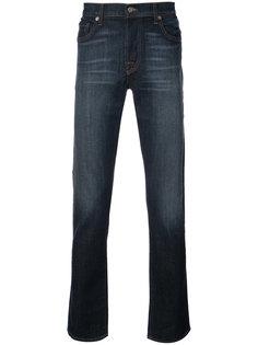 джинсы прямого кроя Baldwin