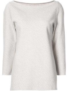 блузка с вырезом-лодочкой Peter Cohen