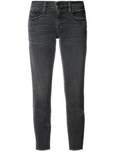 узкие джинсы Le Garcon Frame Denim