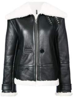 куртка из овчины Helmut Lang