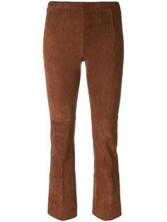 прямые укороченные брюки  Dorothee Schumacher