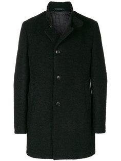 фактурное пальто Tagliatore
