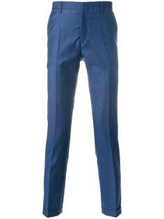 брюки строгого кроя Paul Smith