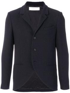 однобортный пиджак Société Anonyme