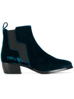 ботинки без застежки Pierre Hardy