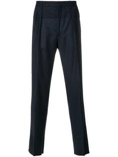 классические брюки в тонкую полоску Gabriele Pasini