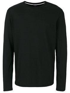 классическая футболка с длинными рукавами Ann Demeulemeester