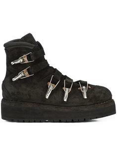 лыжные ботинки Guidi