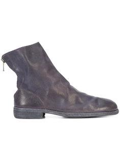 ботинки Red Stag на молнии сзади Guidi