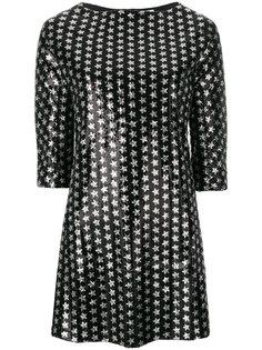 мини-платье с принтом звезд Gaelle Bonheur