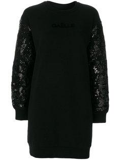 платье декорированное пайетками  Gaelle Bonheur