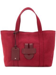 большая сумка-тоут Simple Tila March