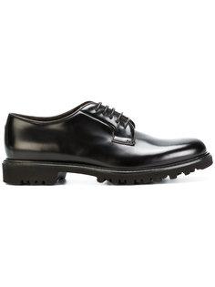 классические ботинки Дерби  Giorgio Armani
