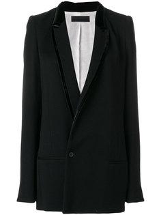 свободный пиджак  Haider Ackermann