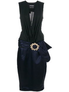 платье с заниженным ремнем Jacquemus