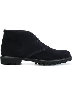 ботинки-дезерты Giorgio Armani