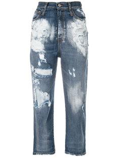 укороченные джинсы Serinde Frankie Morello