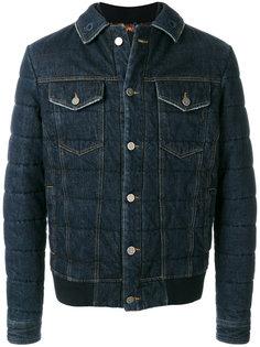 классическая джинсовая куртка  Frankie Morello