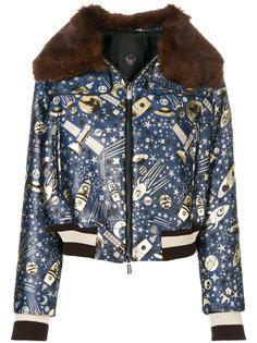 куртка-бомбер Elladan Frankie Morello