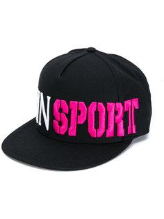 кепка с логотипом Plein Sport