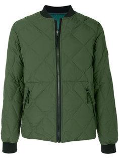 стеганая куртка-бомбер  Kenzo