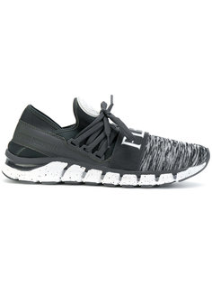 кроссовки с принтом-логотипом Plein Sport