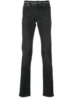 джинсы прямого кроя Dior Homme