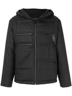 стеганая куртка на молнии Letasca