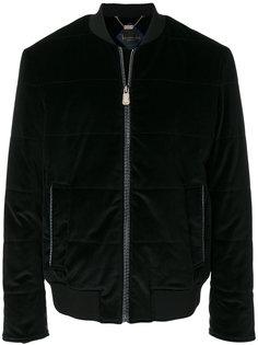 стеганая куртка-бомбер Billionaire