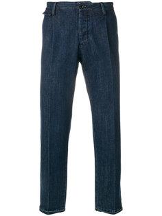 джинсы прямого кроя Pt01