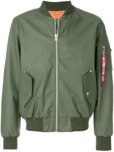 куртка-бомбер на молнии Stutterheim