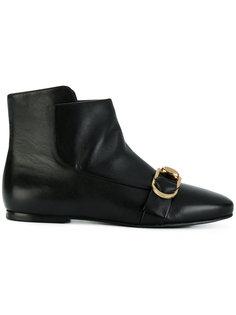 buckle strap boots Stella Luna